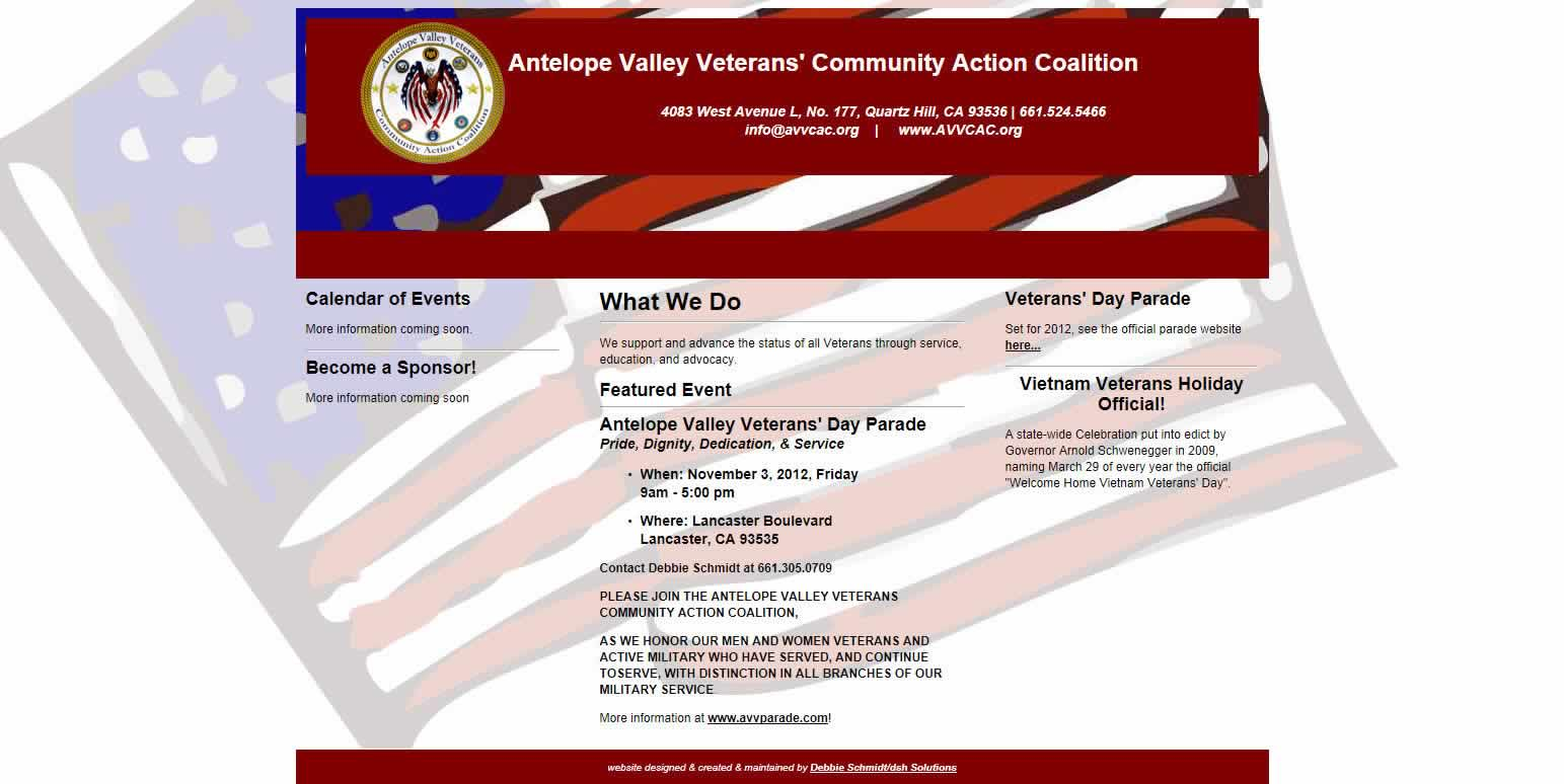 AV Veterans' Community Action Coalition